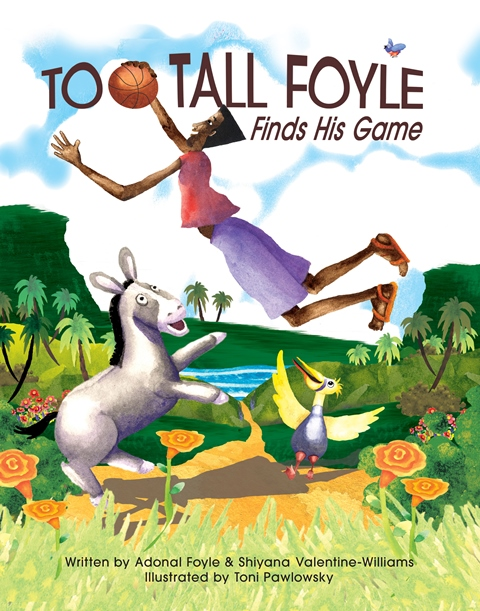 Too-Tall Foyle - A Children's Book Series!